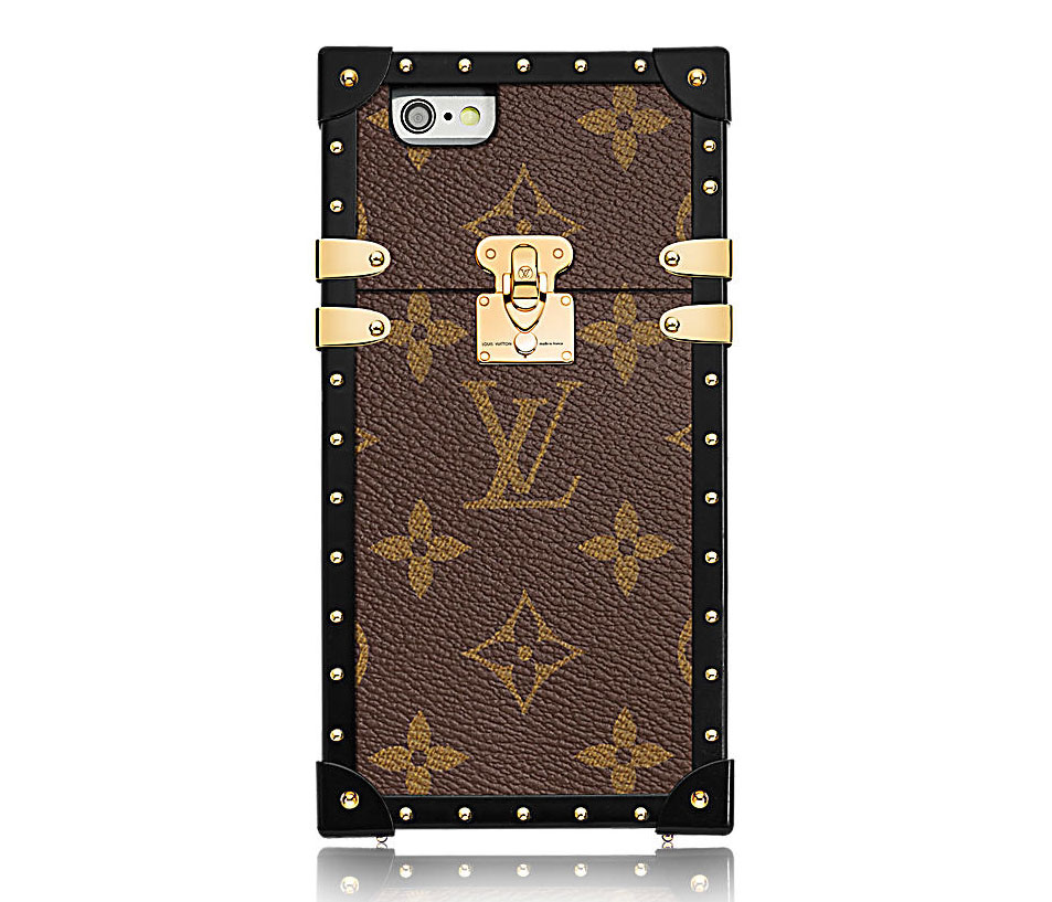 ab6864e7 The Much-Anticipated Louis Vuitton Eye-Trunk iPhone Case is Now ...