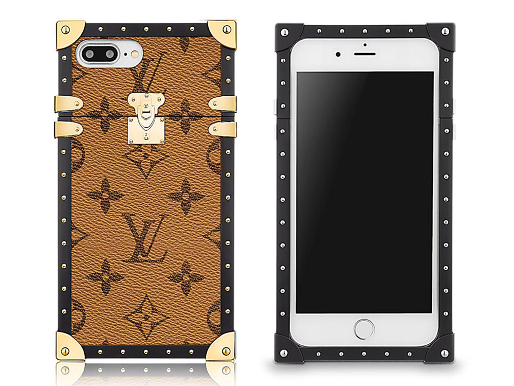 cheap for discount e31d7 08430 The Much-Anticipated Louis Vuitton Eye-Trunk iPhone Case is Now ...