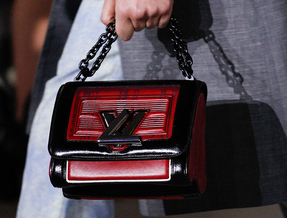 501842dc1115 Louis Vuitton s Fall 2017 Bags Fall Exactly in Line with the Precent ...