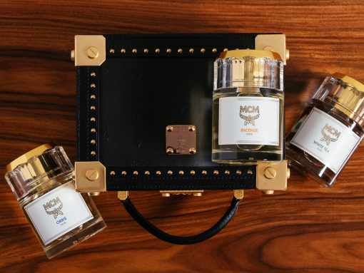 MCM Debuts 3 Unisex Fragrances