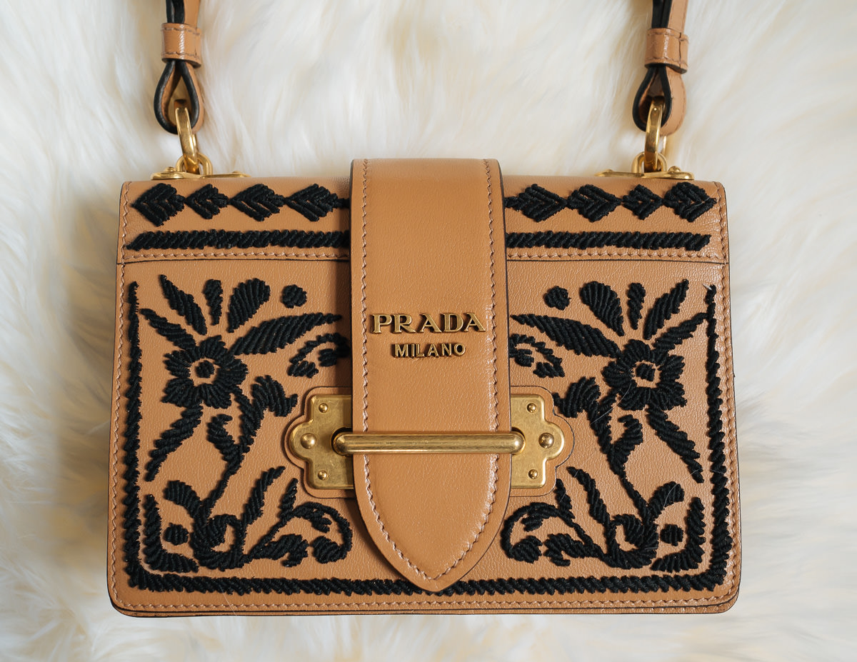 88d1a0b52438 Loving Lately  The Prada Cahier Bag - PurseBlog