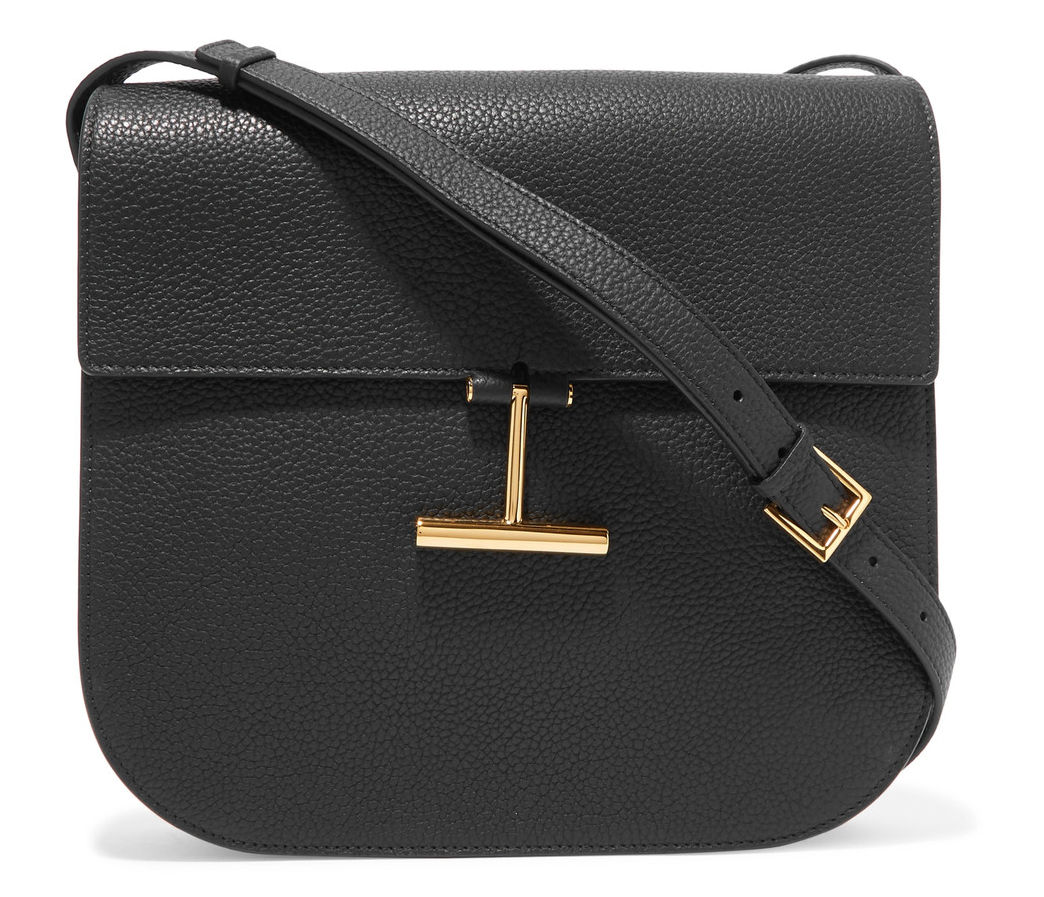Tom Ford T Clasp Shoulder Bag