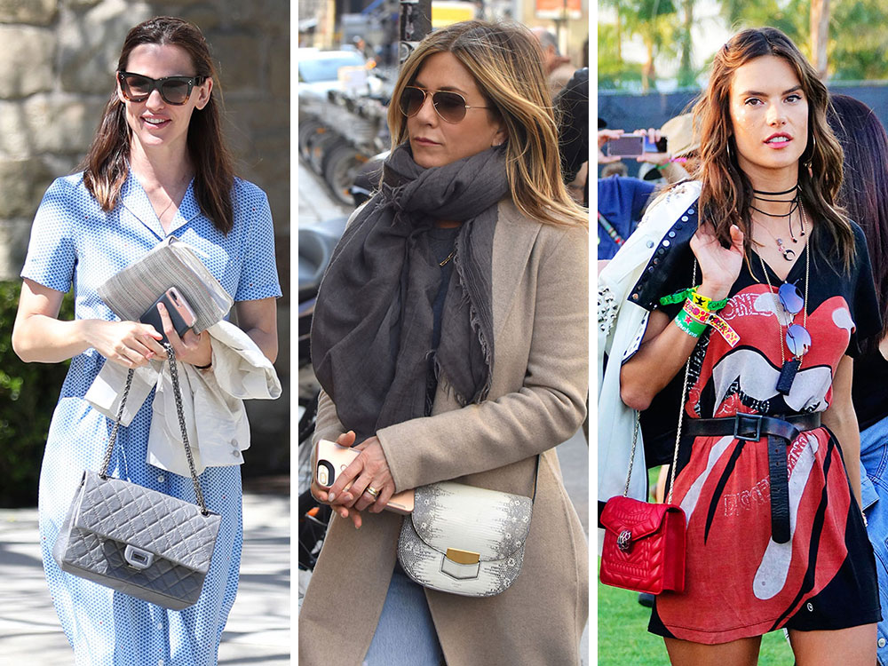 6fed1678a849 Celebs Wander the Desert and Entice Us with Bulgari, Chloé and Mystery Bags