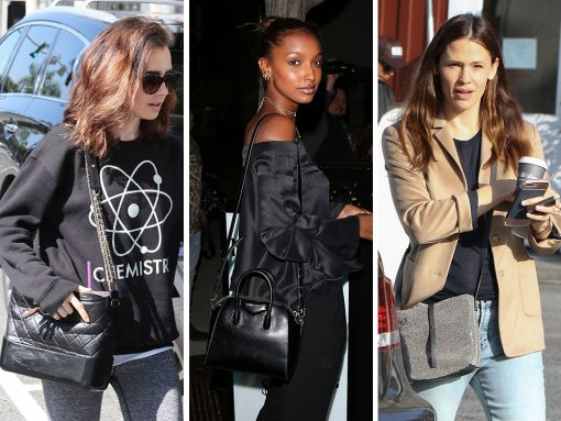 Real Housewives & A-Listers Run Amok in LA with Bags from Givenchy and Louis Vuitton