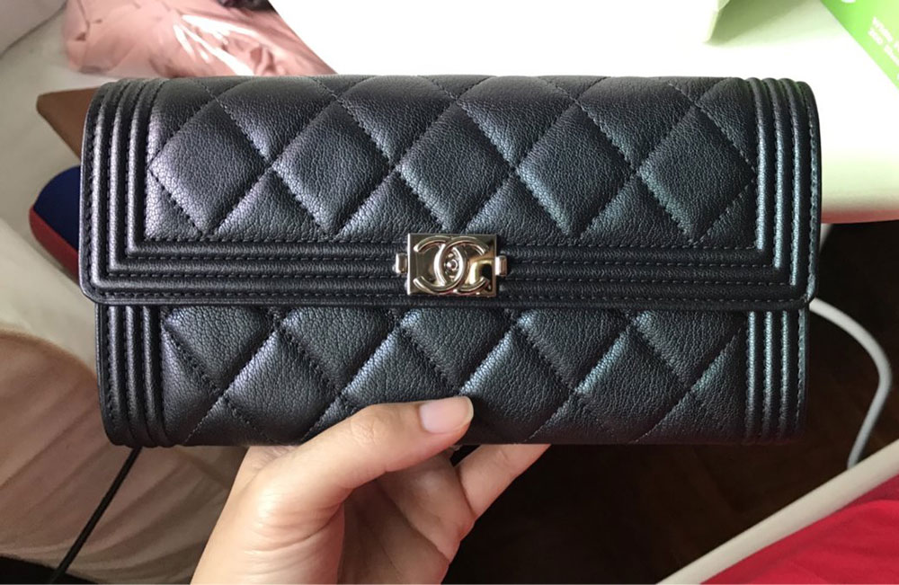 48193557e9 Chanel-Boy-Flap-Wallet - PurseBlog