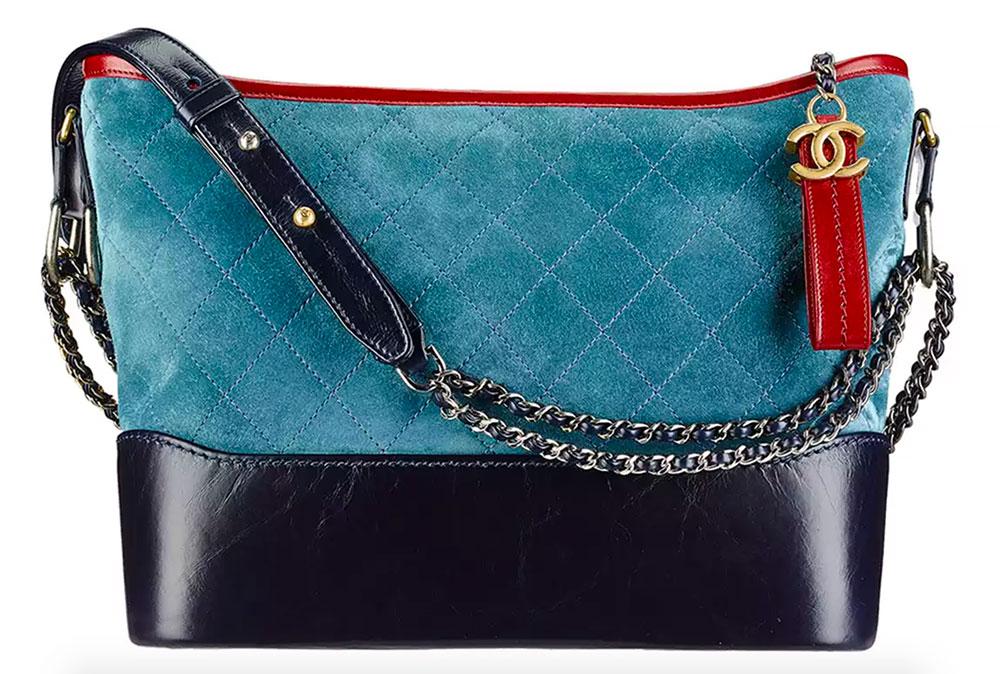 Chanel-Gabrielle-Hobo-Blue-Suede - PurseBlog 8769b4df0abe9