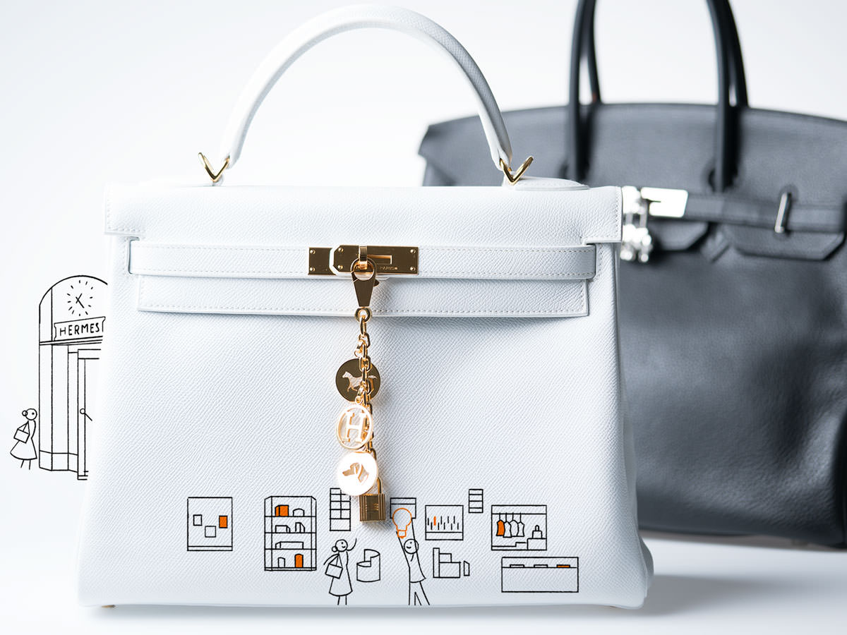If You Want to Buy an Hermès Bag When Visiting Paris, This is the ...