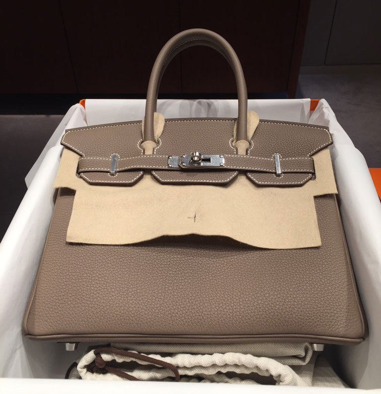 The Birkin tPF member jemk927 was offered on her visit to Hermès Faubourg  Saint-Honoré 738f62f86d3a2