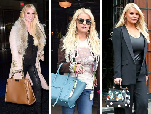 The Many Bags Of Jessica Simpson Part Two