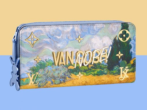 The Louis Vuitton x Jeff Koons Bags May Be My Least Favorite Designer Collab Ever