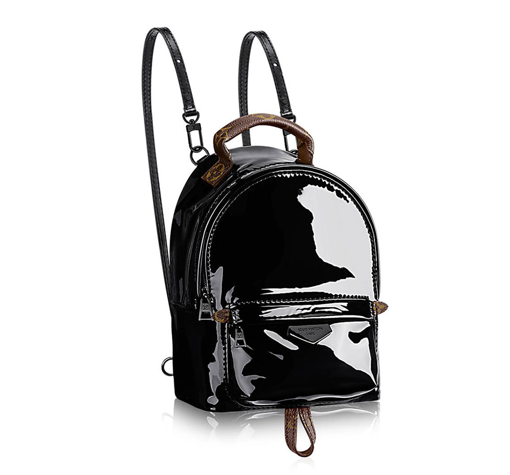the louis vuitton palm springs backpack has several new versions including one that costs. Black Bedroom Furniture Sets. Home Design Ideas