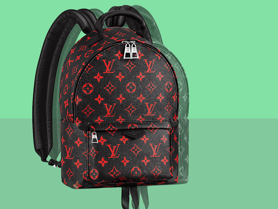 64b6dc15ab1e The Louis Vuitton Palm Springs Backpack Has Several New Versions ...