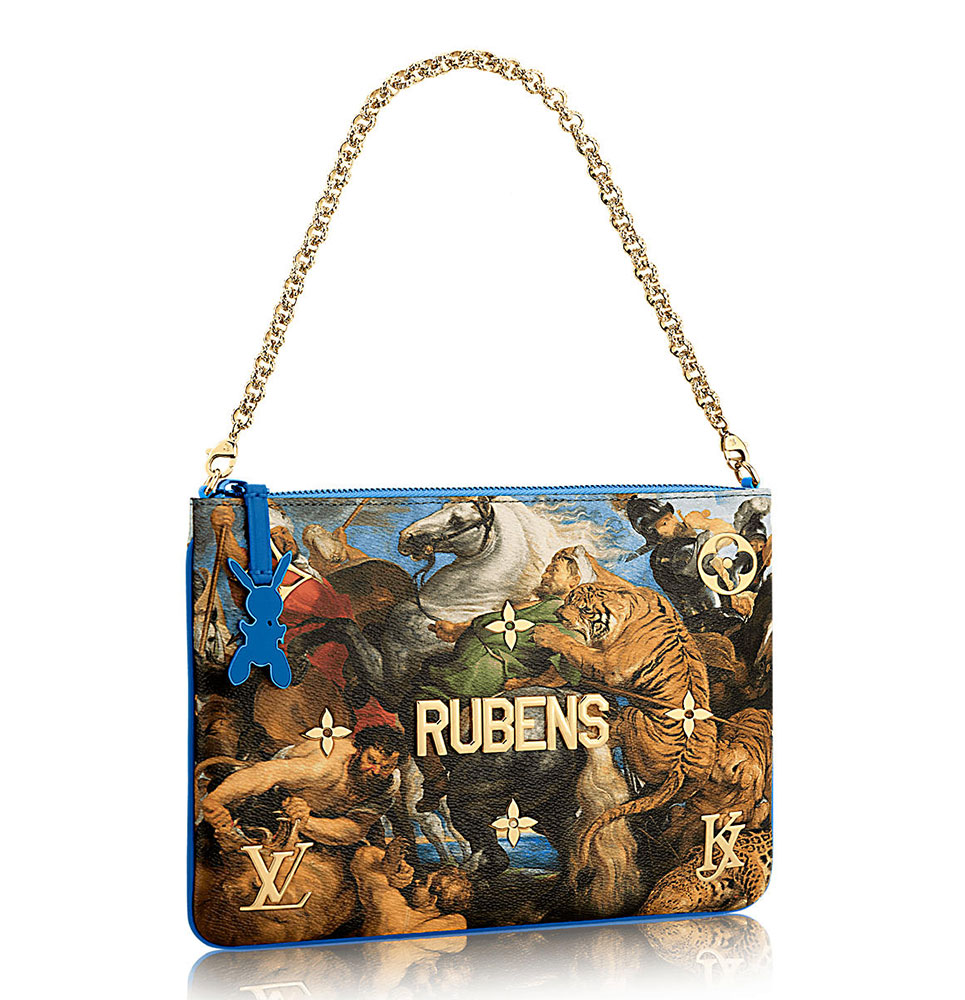 f683bb2730ee The Louis Vuitton x Jeff Koons Bags May Be My Least Favorite ...