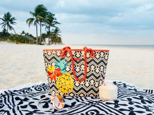I Found the Perfect Beach Tote from Vera Bradley