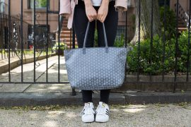 Loving Lately: Goyard's Artois Tote Does It All