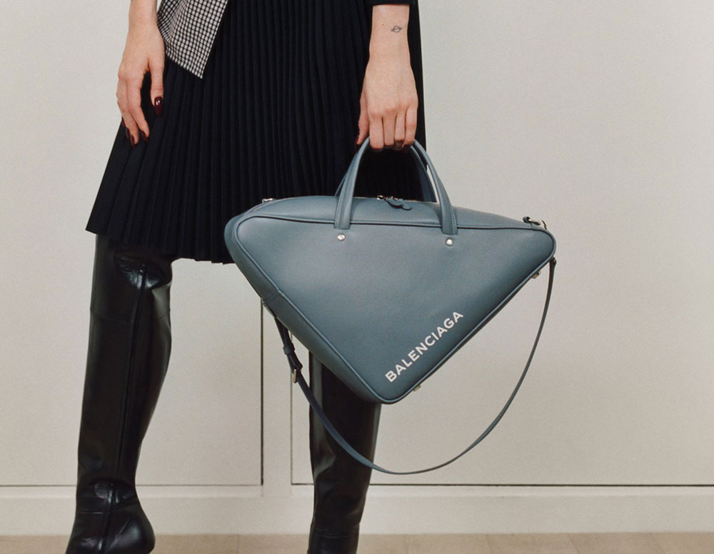 c6b59bd0a5c3 Balenciaga Finally Unveils Its Pre-Fall 2017 Bags