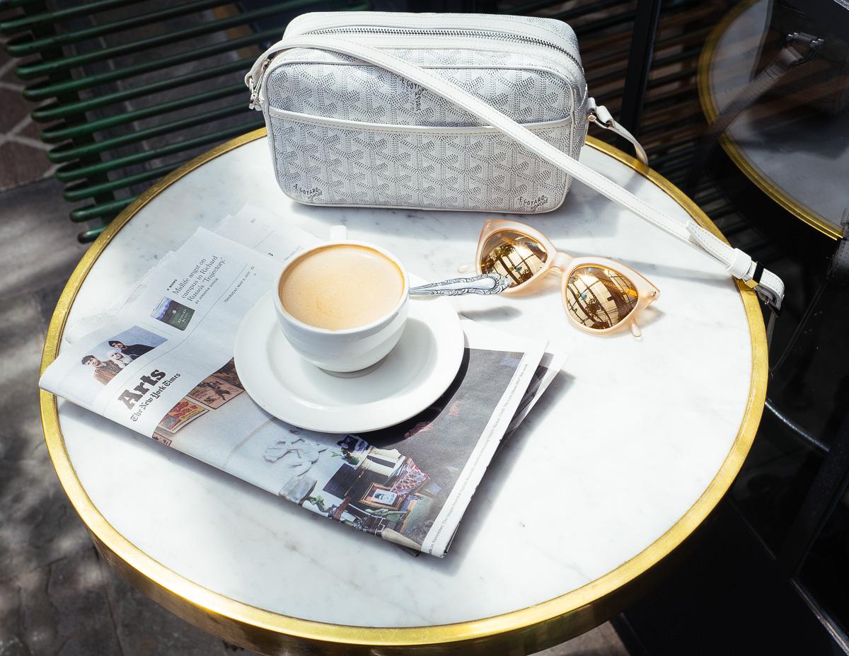 Loving Lately  Goyard s Cap Vert Bag is the Perfect Summer Crossbody ... 07dc49674ed