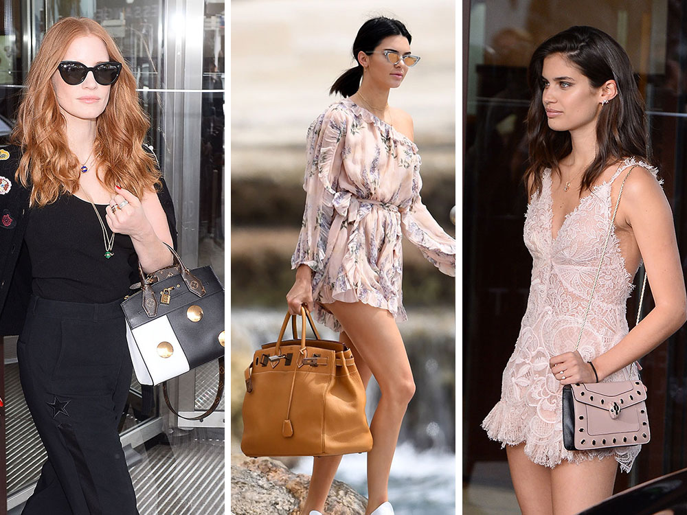 b721684cc25b The Many Bags of Celebrities at the 2017 Cannes Film Festival ...