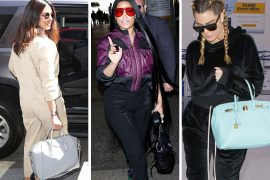 Celebs Slink Back from Cannes with Bags from Saint Laurent, Givenchy and Miu Miu