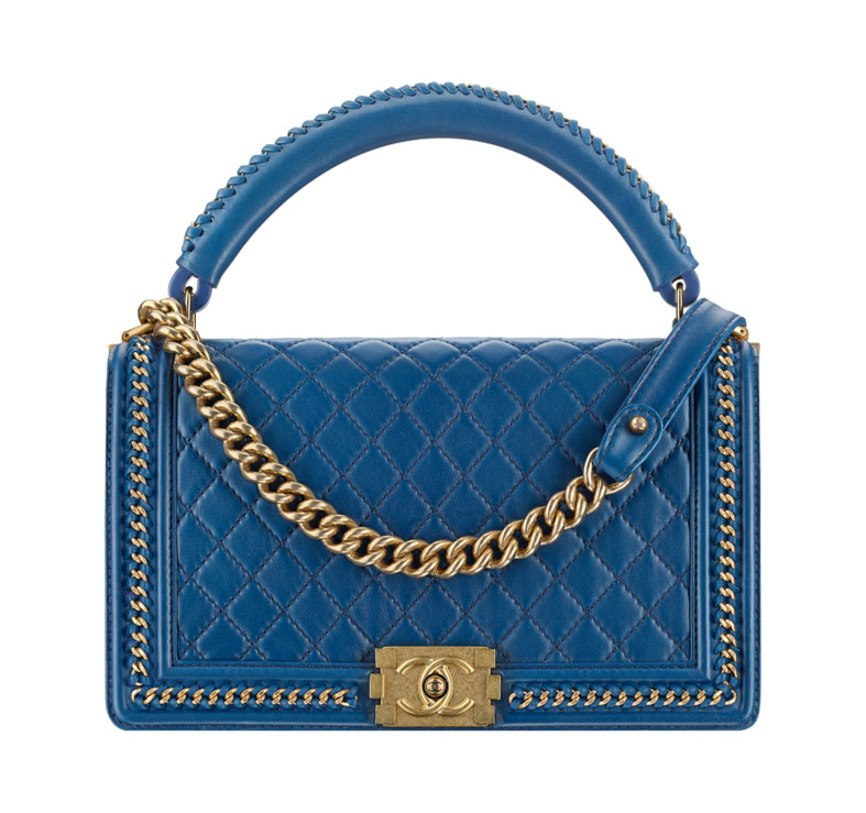 036e9736b9c3 Check Out 90 Pics + Prices of Chanel s New Metier d Art 2017 Bags ...