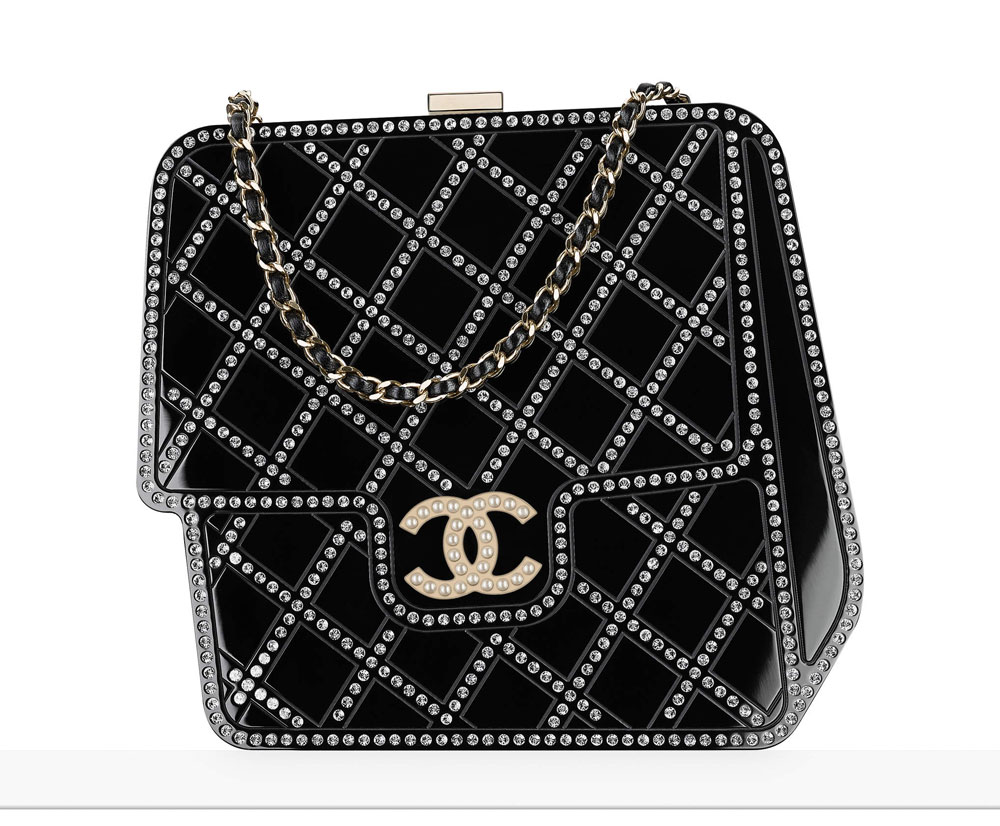 043e18d3fe3d79 Check Out 90 Pics + Prices of Chanel's New Metier d&# Chanel Maxi Bag -  PurseBlog. Chanel Releases Spring 2018 Handbag Collection ...