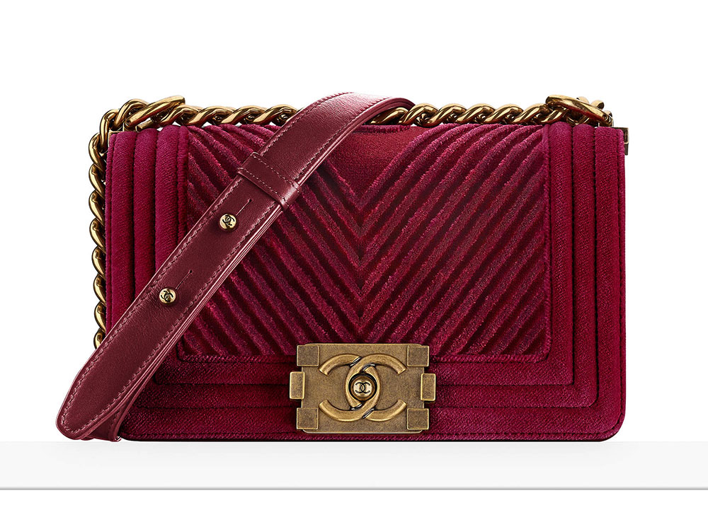 d630010f92dc Check Out 90 Pics + Prices of Chanel's New Metier d'Art 2017 Bags ...