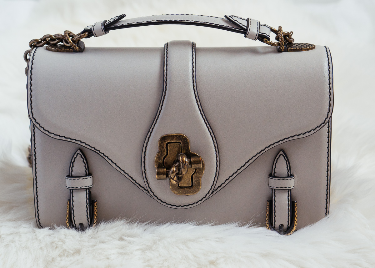 e61450d0b3 Loving Lately  The Bottega Veneta City Knot Bag - PurseBlog