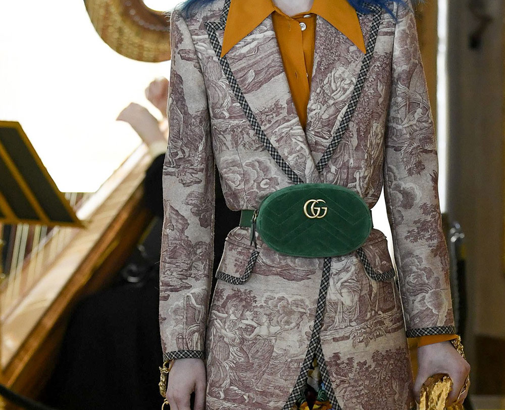 c9fd19cf842 Gucci Debuts New Shoulder Bag Styles and More at Its Cruise 2018 ...