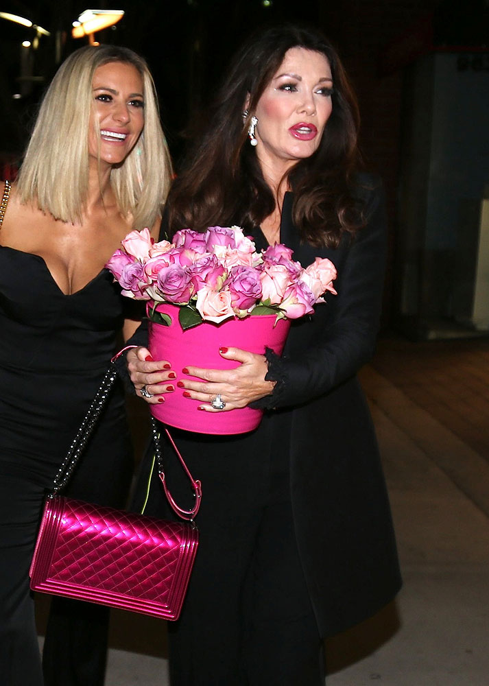 4ad8389d0677 Let's Check In On Lisa Vanderpump's Chanel Bag Collection (and a Few ...