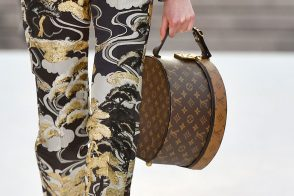 Louis Vuitton Garbage Bag louis vuitton introduces new monogram split at men's spring 2018