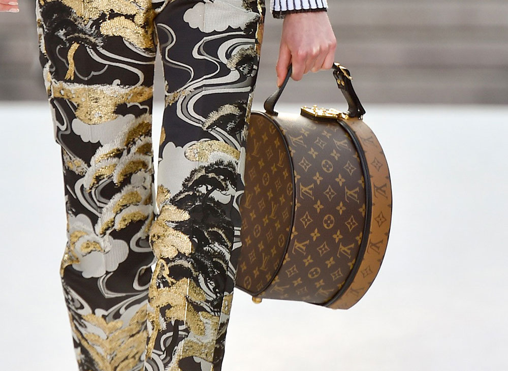 Louis Vuitton Trash Bags check out louis vuitton's brand new cruise 2018 bags, straight
