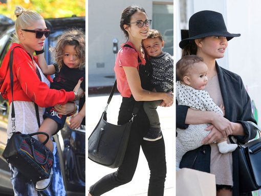 The Many Bags of Celebrity Moms, Part Four
