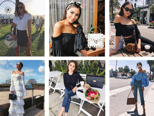 No One Loves to Instagram Her Bags as Much as Olivia Culpo—Here are Her Best