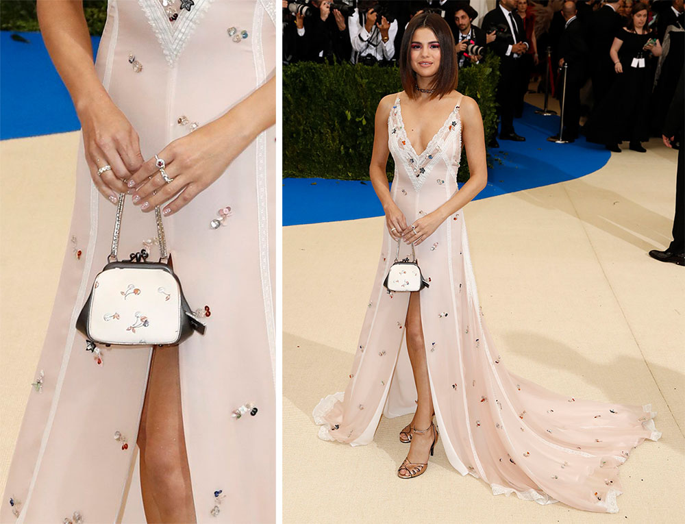 20 Of The Best Bags From The 2017 Met Gala Red Carpet