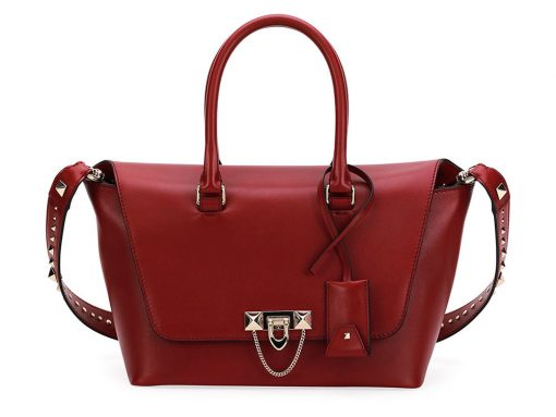 Introducing the Valentino Demilune Bag, Pierpaolo Piccioli's First Big Bag Debut as Solo Head of the Brand