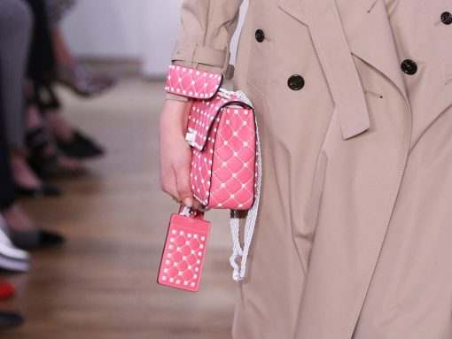 Valentino Lets Its Bags Have a Little Fun for Resort 2018