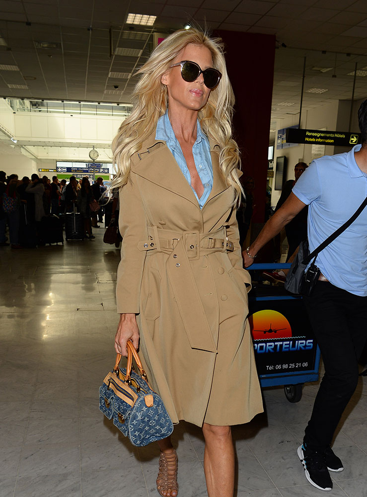 Hermes garden party bag celebrity news