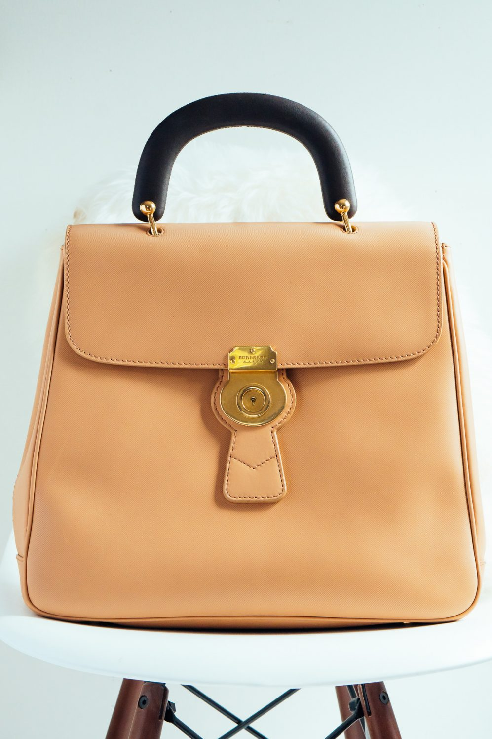 Burberry DK88 Bag Large