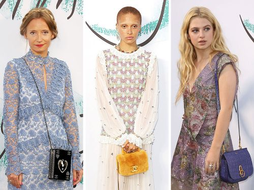 British Celebs Flock to London's Serpentine Gallery Summer Party with Chanel and Mulberry Bags