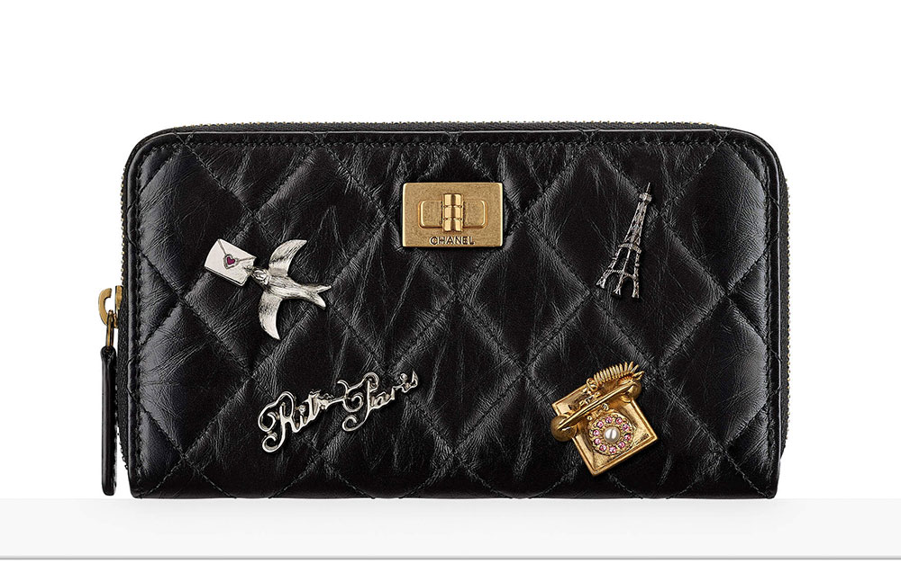 95fc3ba92ec Check Out Pics + Prices for Chanel s Metiers d Art 2017 Accessories ...