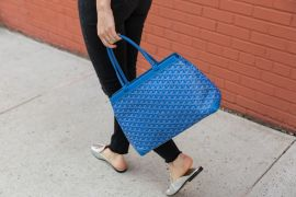 Loving Lately: The Goyard Bellechasse PM Tote