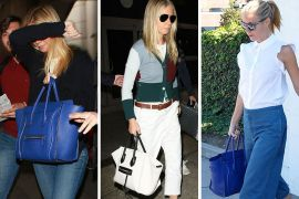 Just Can't Get Enough: Gwyneth Paltrow and Her Céline Luggage Totes