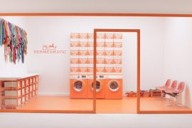 Hermès Is Bringing Its Hermèsmatic Pop-Up to NYC