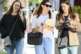 Just Can't Get Enough: Jennifer Garner and Her Brunello Cucinelli Bags