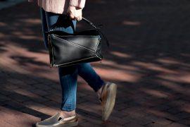 Purseonals: Loewe Puzzle Bag