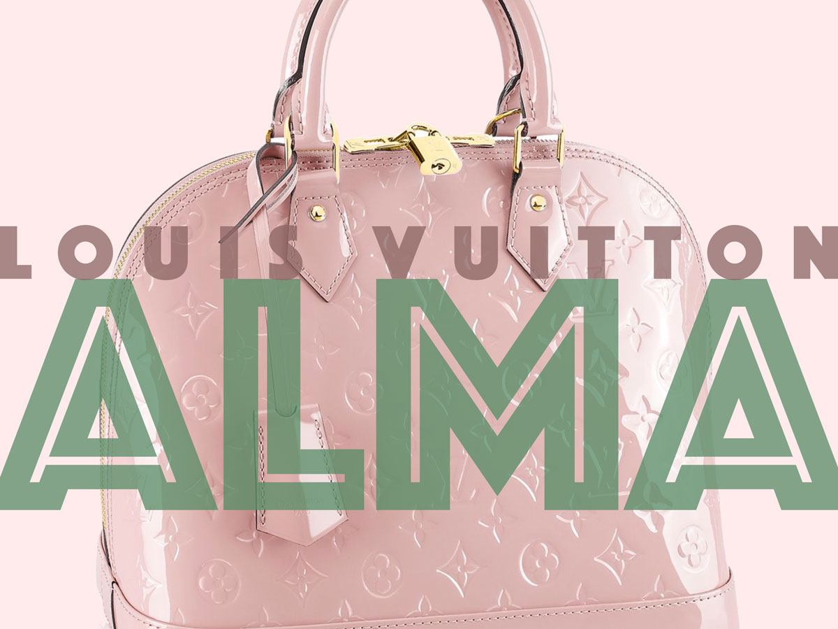 The Ultimate Bag Guide  The Louis Vuitton Alma Bag - PurseBlog 5e880f41b89ad