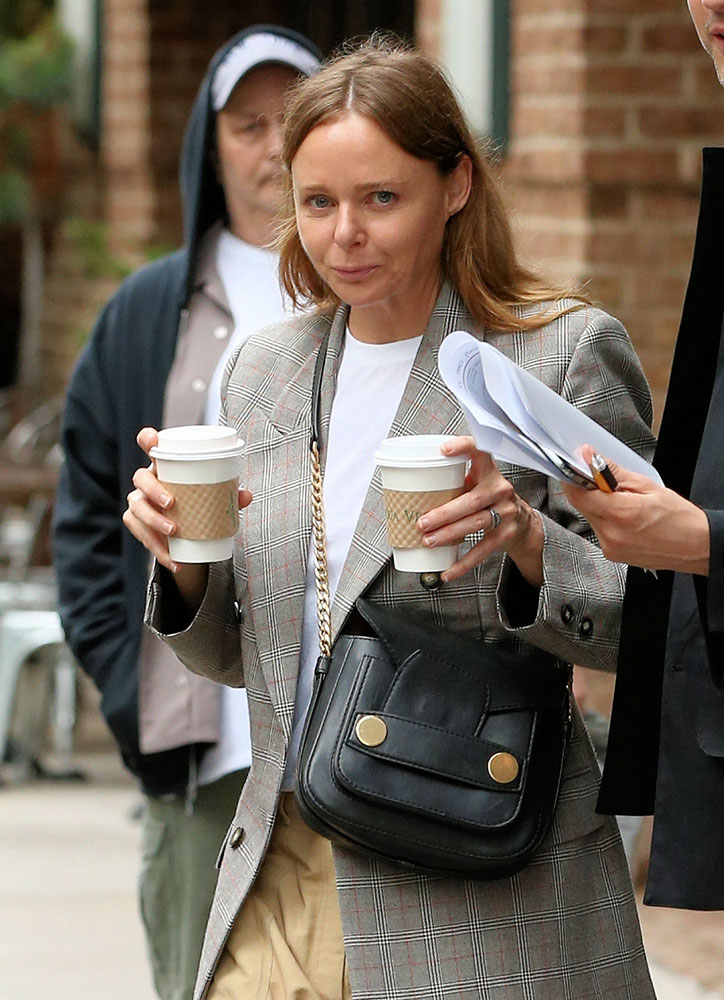 Today Celebs Carry Alluring New Bags From Chanel Louis