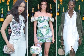 Celebs Take Gucci, Chloé and Dolce & Gabbana Bag to Veuve Clicquot Polo Classic