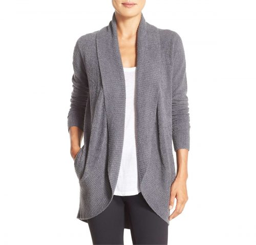 Barefoot Dreams CozyChic Circle Cardigan