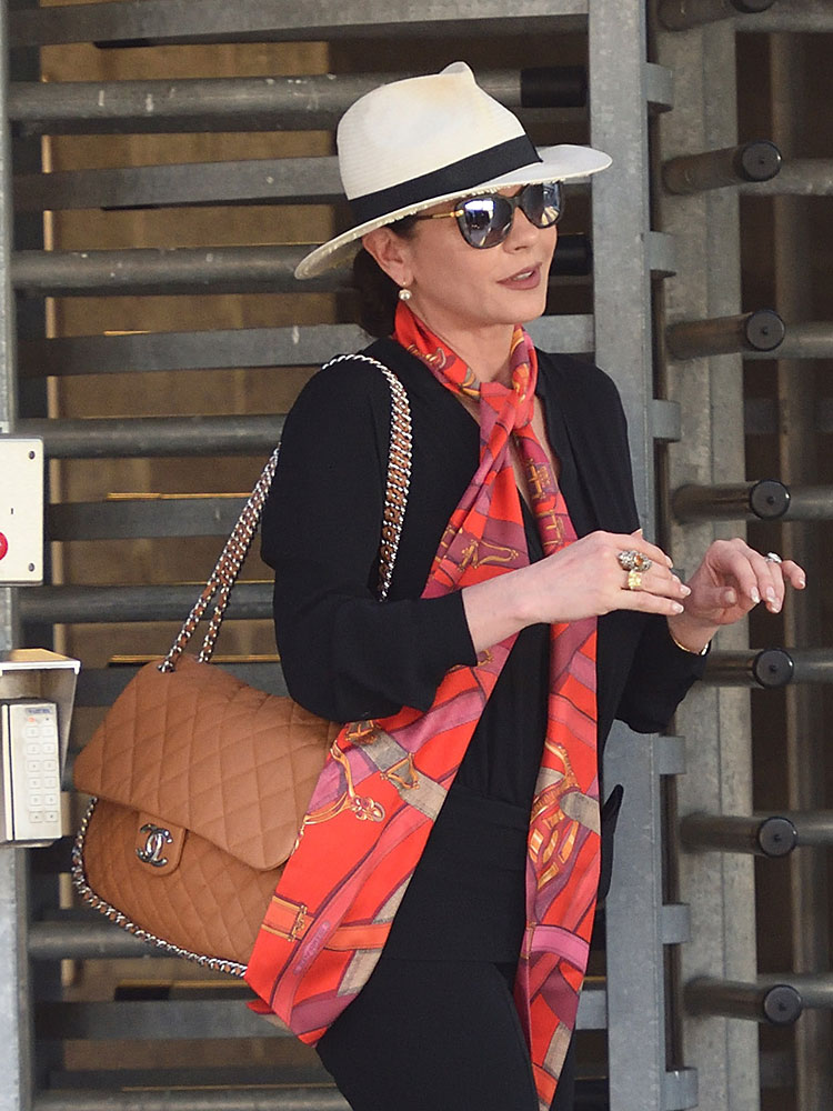 Celebs Take Chanel Gucci And Fendi Bags To Court